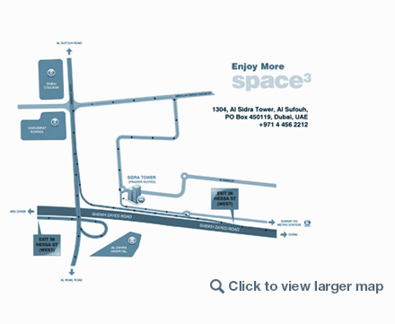 space3 image map